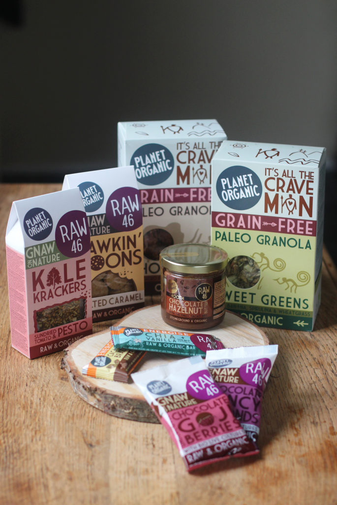 planet organic products