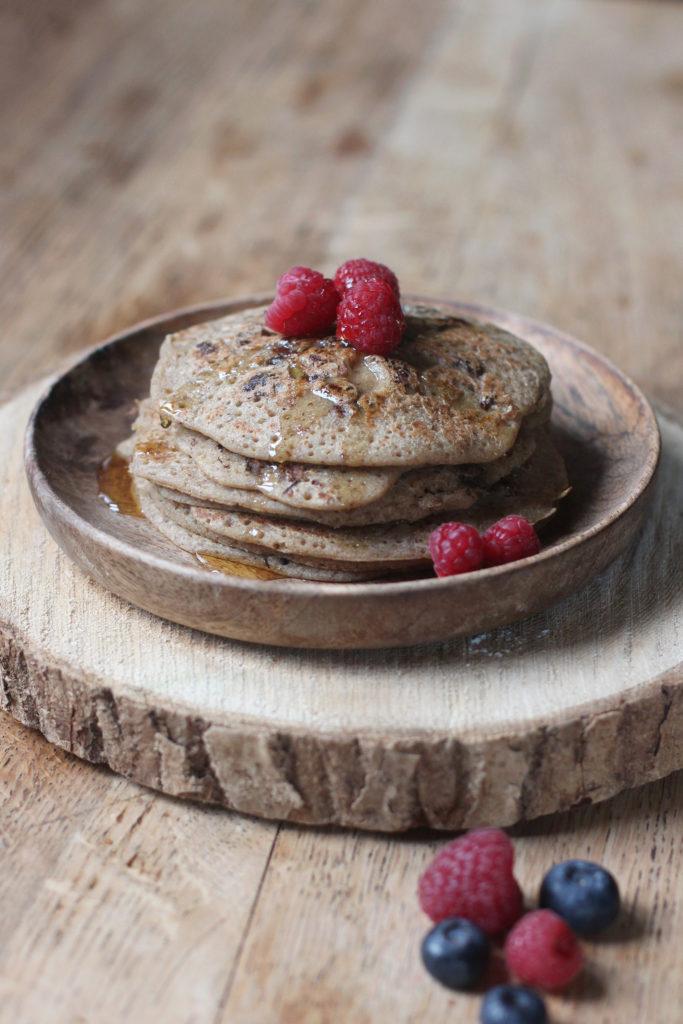 raisin pancakes