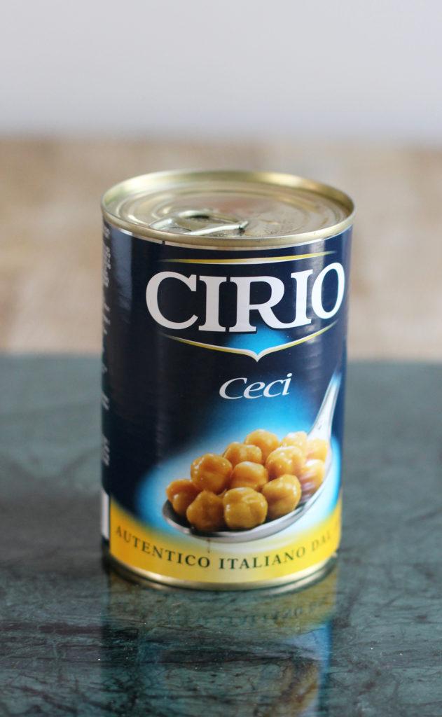 cirio chickpeas