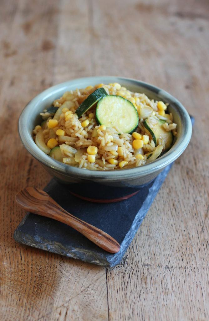 umami spiced rice