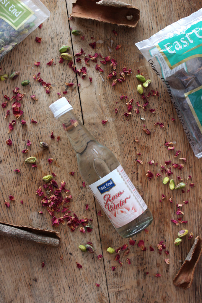 East End Foods Rose Water + Cinnamon